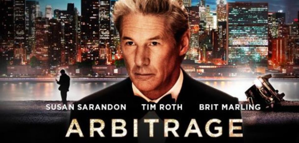 Arbitrage (2012) – Richard Gere at his best