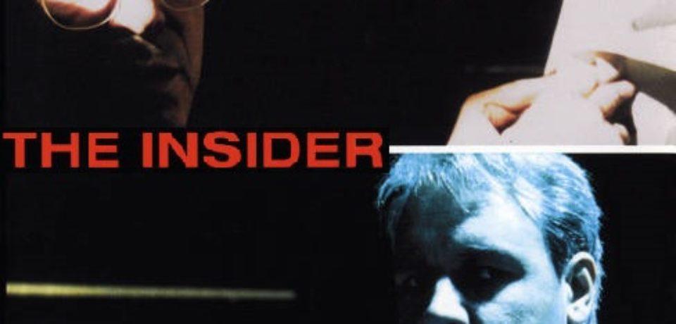 The Insider (1999) – a true story