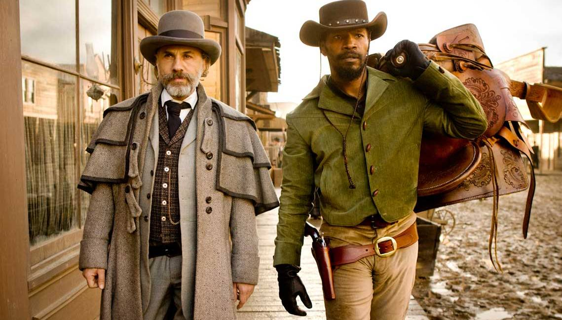 Django Unchained The Film