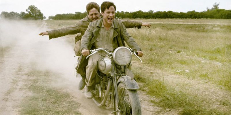 The Motorcycle Diaries Movie on Che Guevara