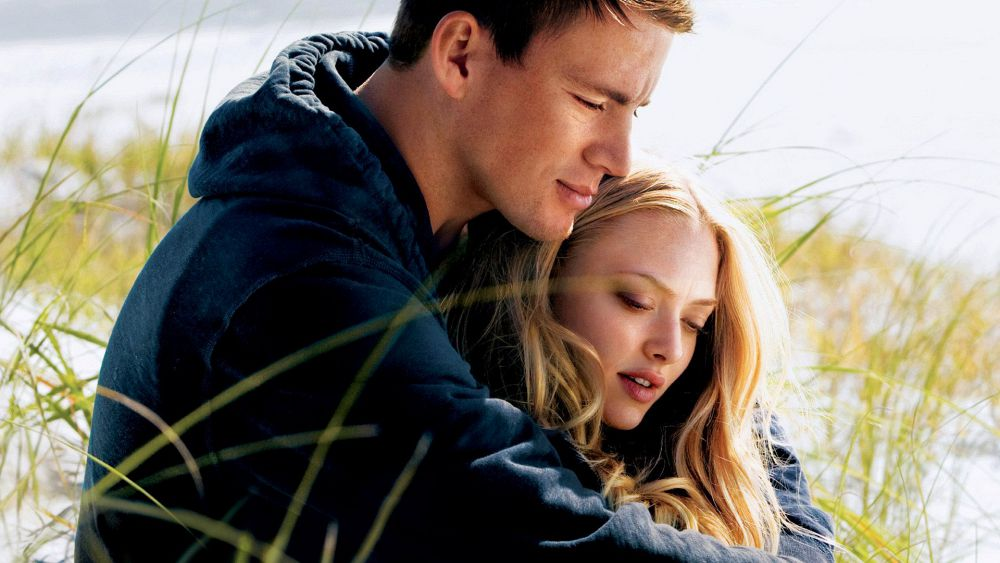 Dear John (2010) movie starring Channing Tatum and Amanda Seyfried