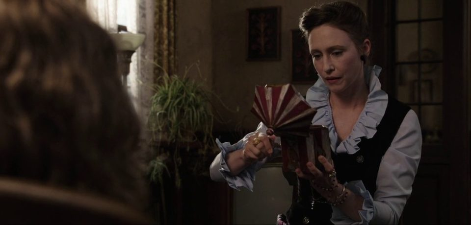 The Conjuring (2013) – all in terror and horror