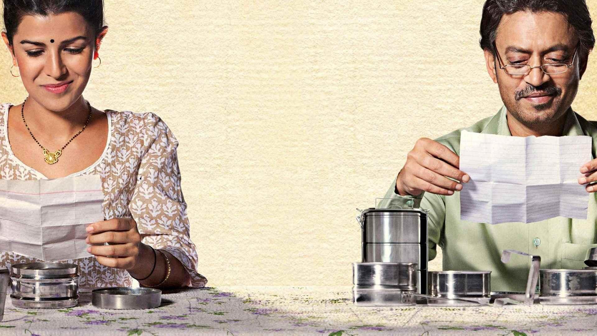 The Lunchbox movie starring Irrfan Khan, Nimrat Kaur and Nawazuddin Siddiqui
