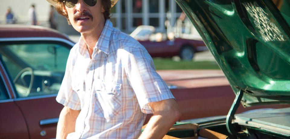 Dallas Buyers Club – McConaughey and Leto in Oscar race