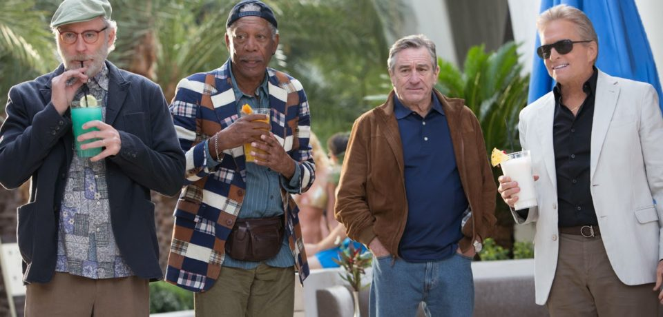 Last Vegas – All for Douglas, De Niro, Freeman and Kline