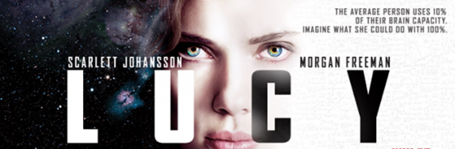 Science fiction thriller film Lucy directed by Luc Besson