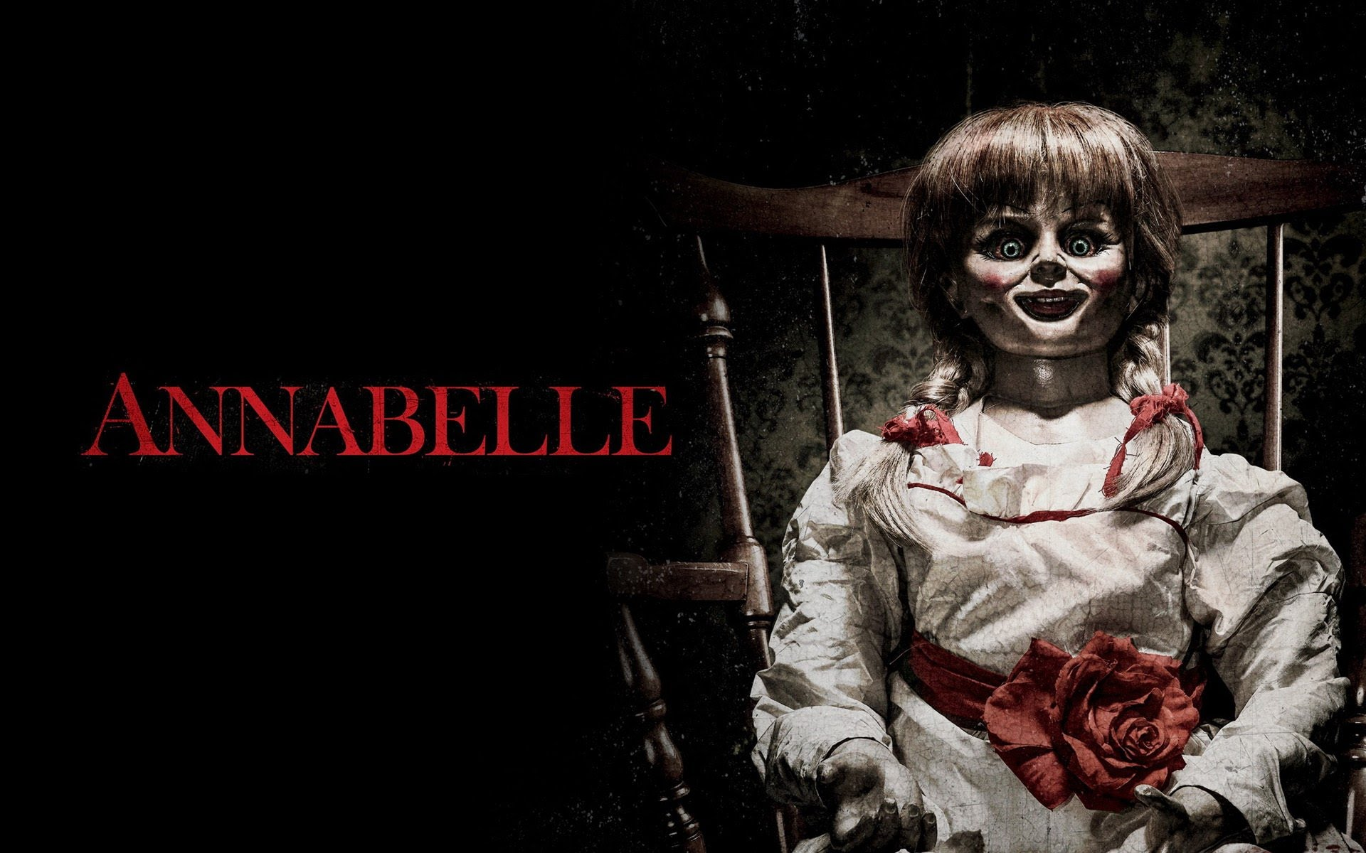 Annabelle 2014 movie review