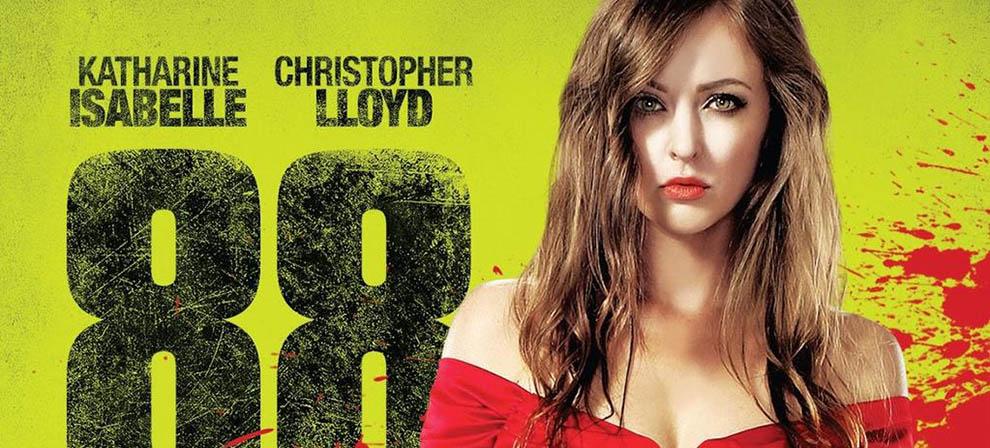 Katharine Isabelle starrer indie thriller 88 movie