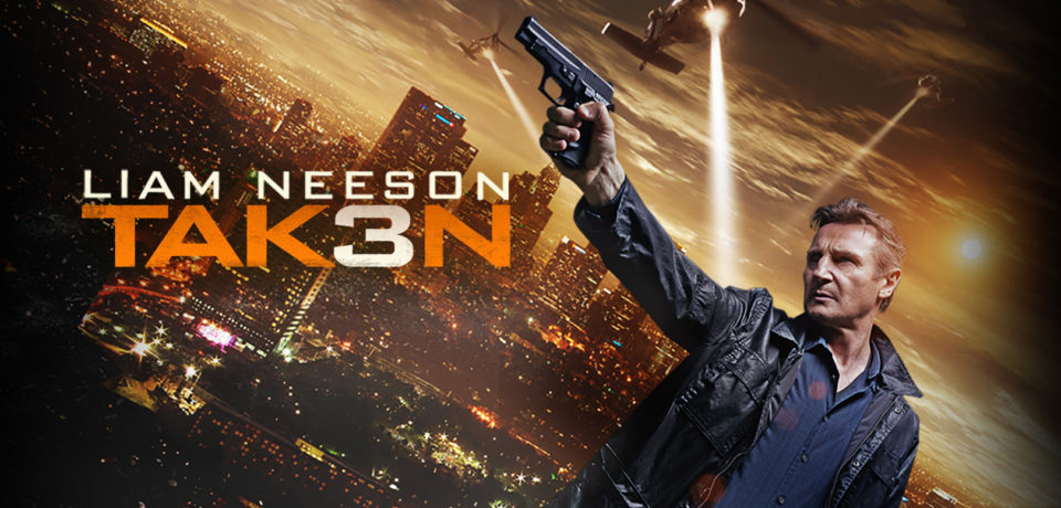 Taken 3 (2015) – Review (time to end the saga)