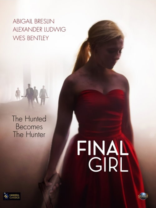 Final Girl (2015) Movie Poster
