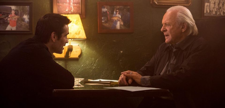 Solace (Review): Hopkins, the only saving grace