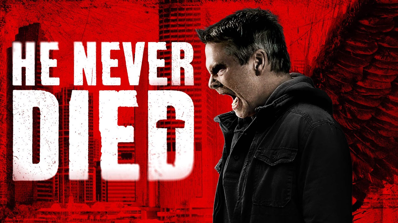 He Never Died (2015) – An Amusing Horror Film