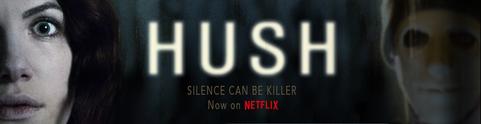 Movie poster for Hush