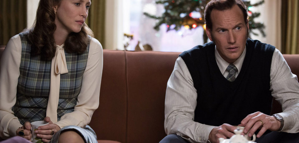 THE CONJURING 2 – Releasing in June