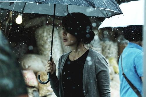 South Korean thriller Montage starring Uhm Jung-hwa