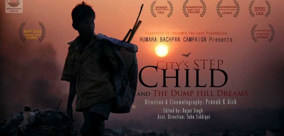 Award Winning Indian Short Film – City's Step Child