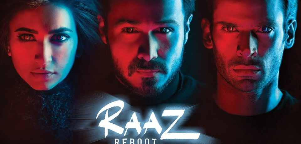 RAAZ REBOOT – we don't need another Raaz movie