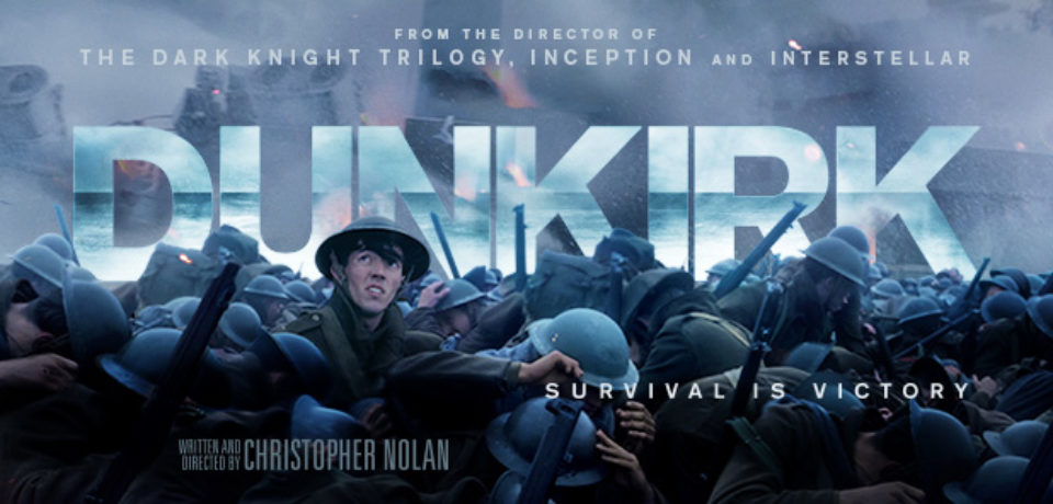 First Trailer: Christopher Nolan's DUNKIRK