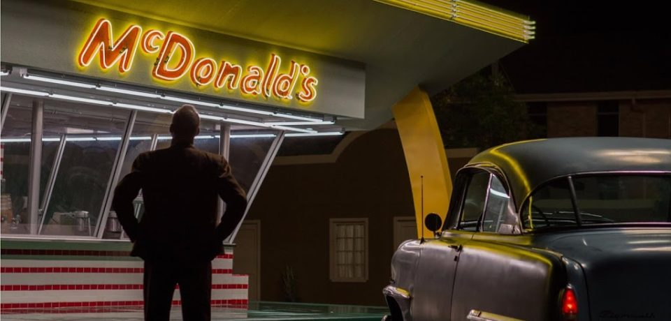 The Founder (2017) – McDonald's History
