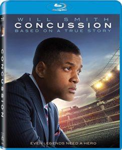 Concussion Movie DVD