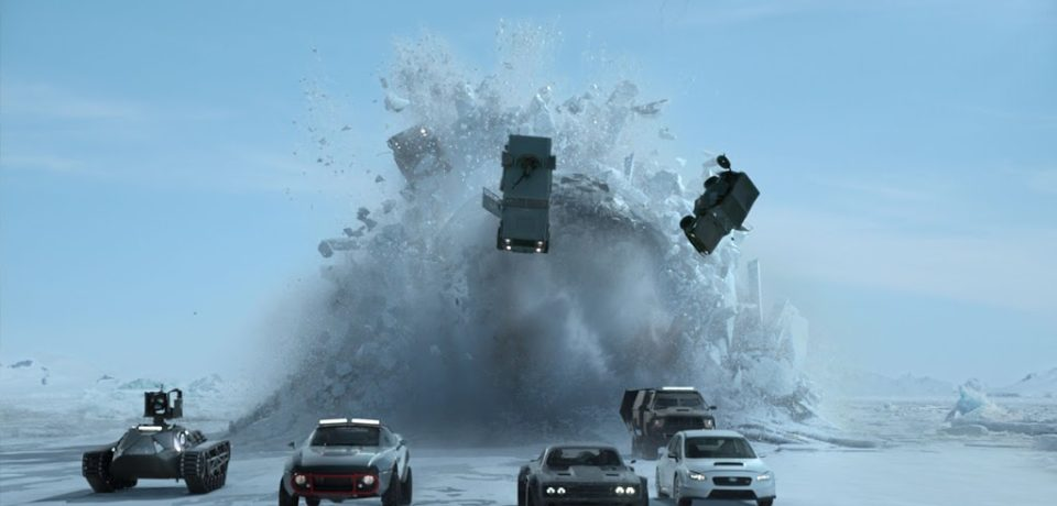 Insane amount of damage in 'Fast and Furious' movies
