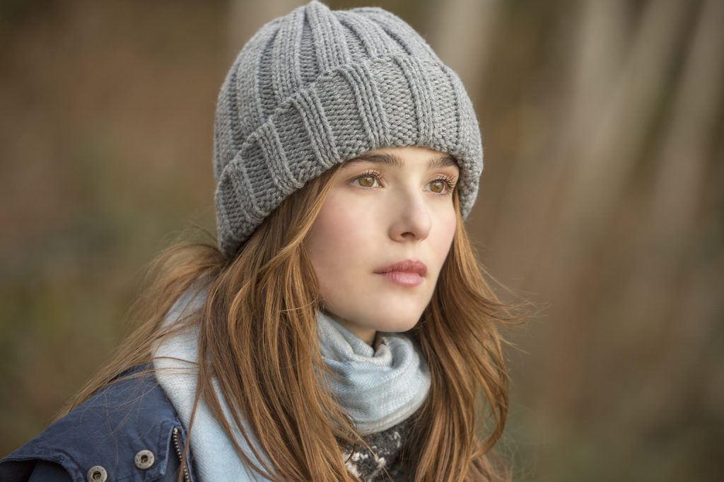 "Zoey Deutch as Samantha ""Sam"" Kingston in Before I Fall"