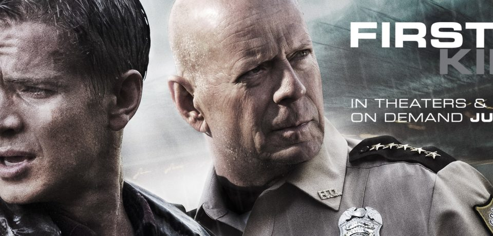 First Kill (2017) – Bruce Willis as a corrupt cop