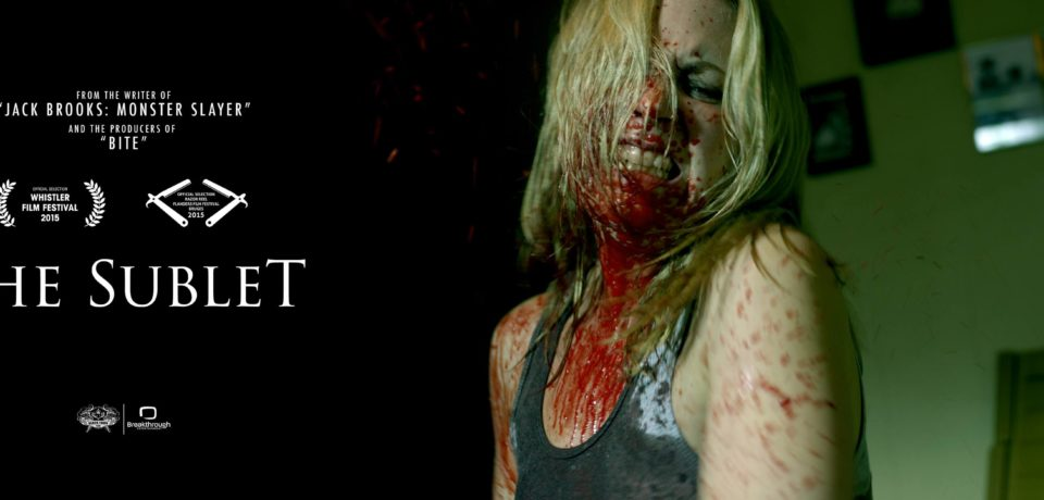 The Sublet (2015) – Not a haunted house tale