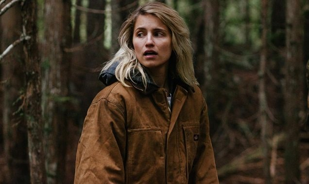 Hollow in the Land (2017) starring Dianna Agron