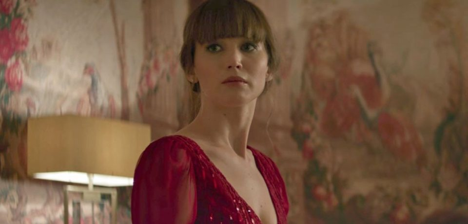 Red Sparrow – Jennifer Lawrence starrer thriller [TRAILER]