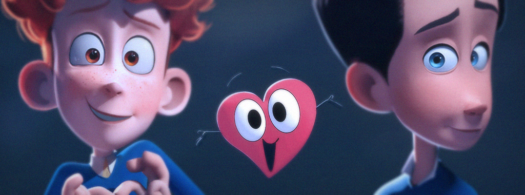 In a Heartbeat - Animated Short Film (2017)