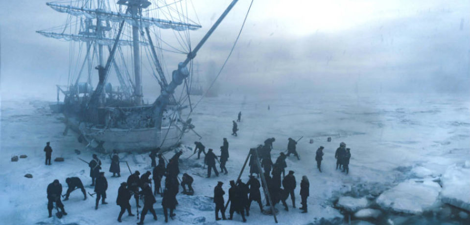 The Terror (AMC TV Series) – Season 1 [REVIEW]