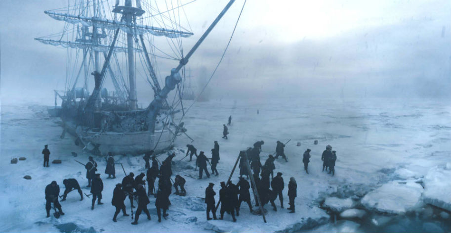 Amazon TV Series The Terror