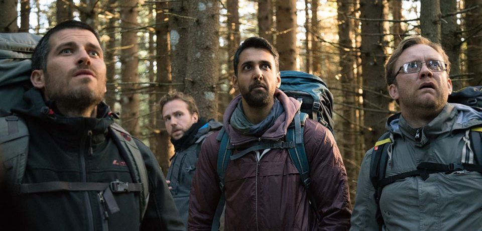 The Ritual – Netflix original scores well