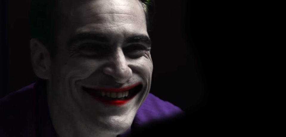 Joker Origin Movie gets go-ahead