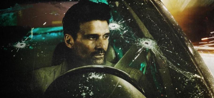 Wheelman - Netflix - Frank Grillo