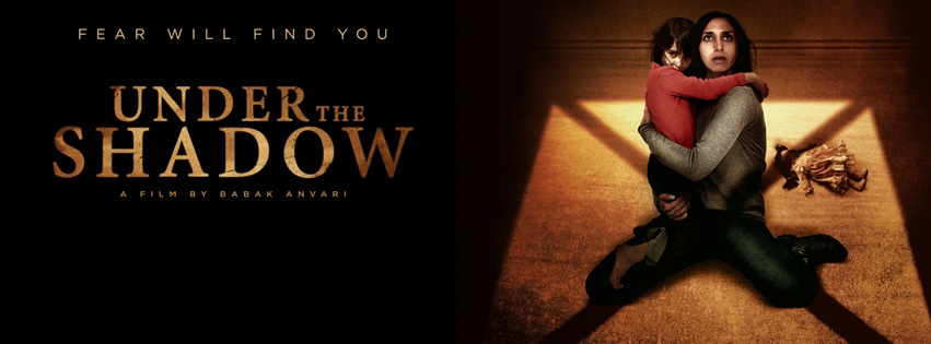 Under the Shadow a film by Babak Anvari