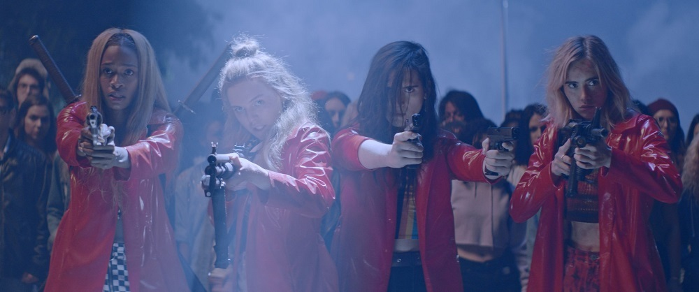 Assassination Nation Movie