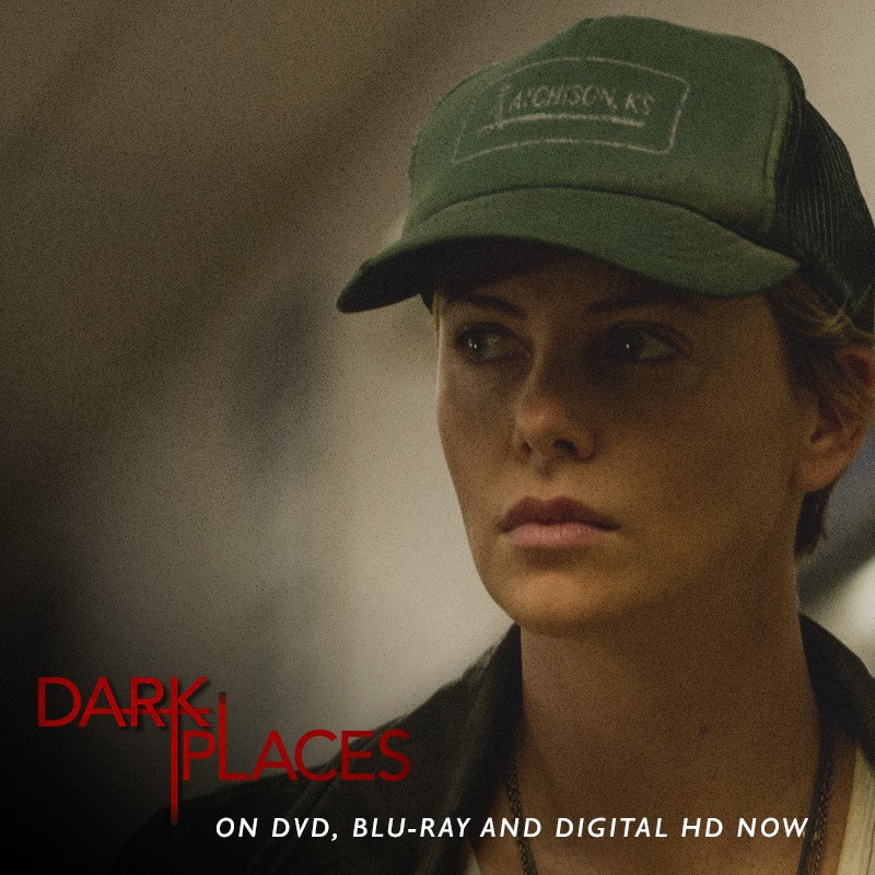 Charlize Theron stars in Dark Places