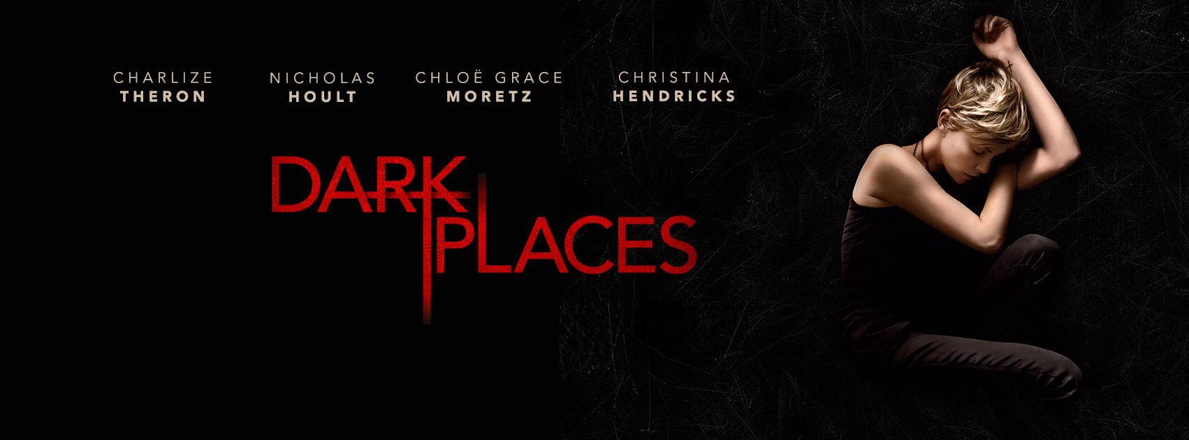 Dark Places Movie Starring Charlize Theron