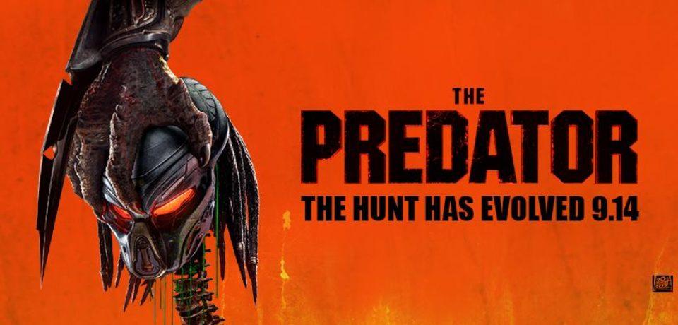 A gorier trailer of THE PREDATOR, in cinemas on Sep 14