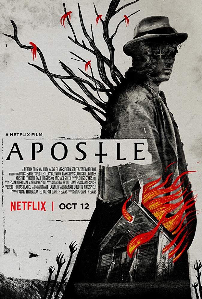 Apostle Netflix Movie Poster