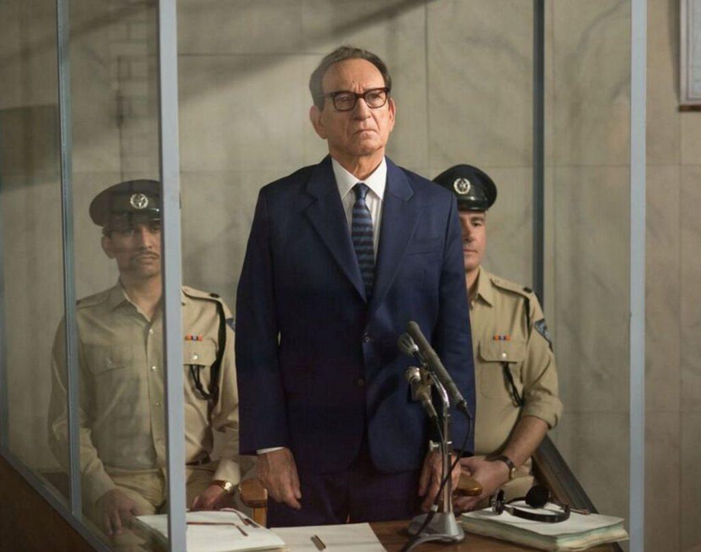 Sir Ben Kingsley as Adolf Eichmann