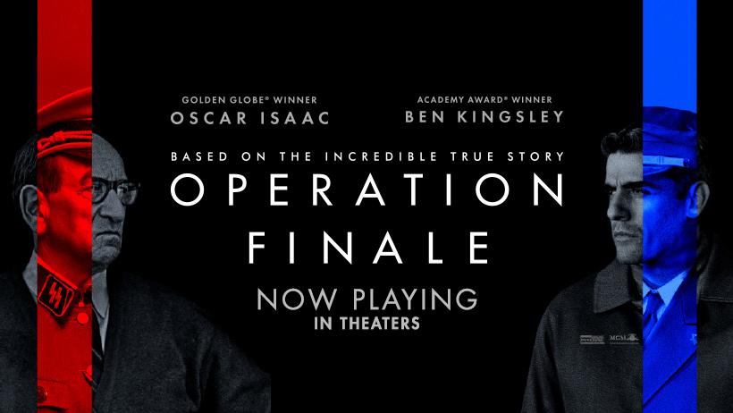 Operation Finale - A Historical Drama
