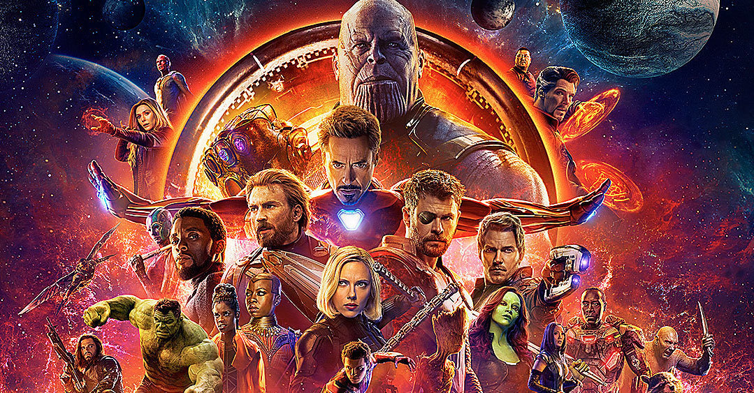 Netflix December 2018, Avengers Infinity War