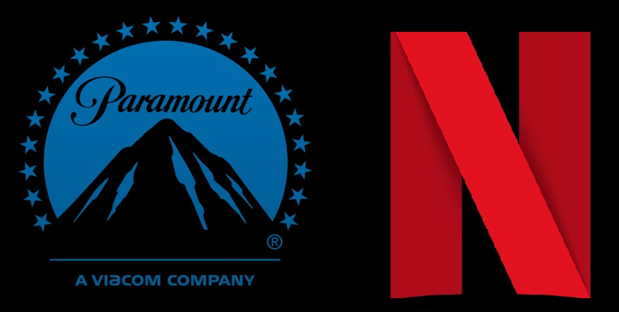 Paramount and Netflix Deal to Produce Original Films