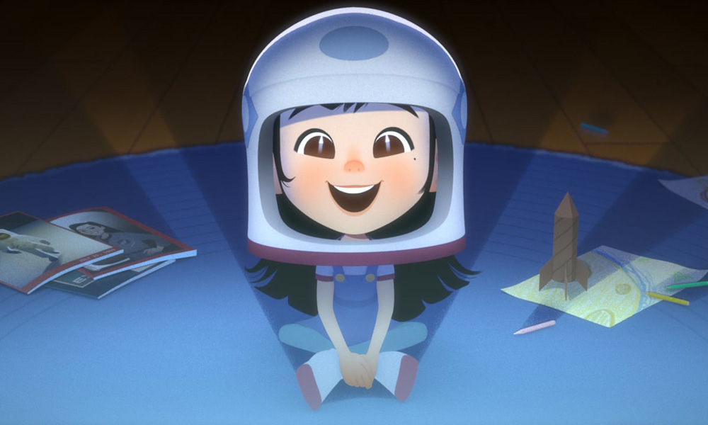 One Small Step, Animated Short Film