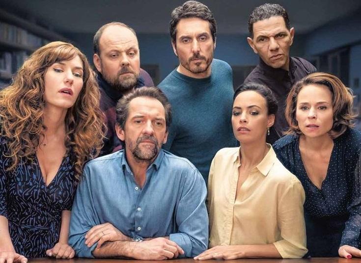 Nothing to Hide (Le Jeu) Netflix Movie