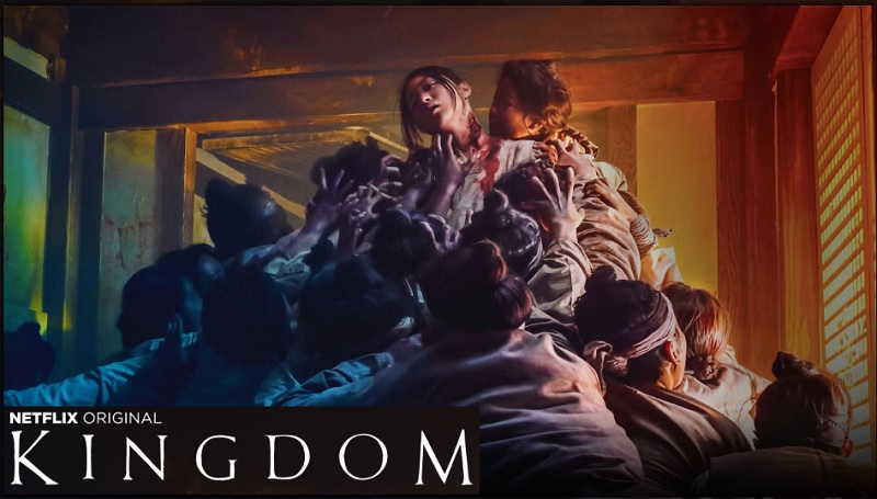 Kingdom (2019) - Korean Netflix Original-Series