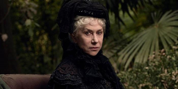 Winchester Movie Starring Helen Mirren